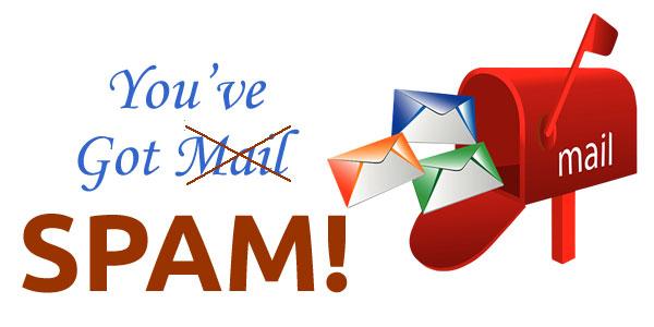Khac phuc gui mail vao spam