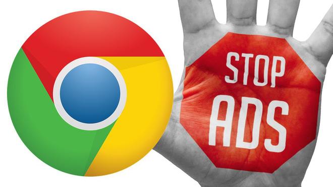 Các loại quảng cáo chrome tự động chặn