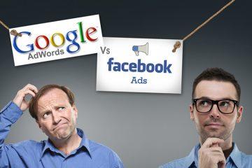 Nên chọn quảng cáo Google Adwords hay facebook ads