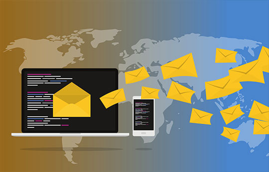 thiết kế template email marketing