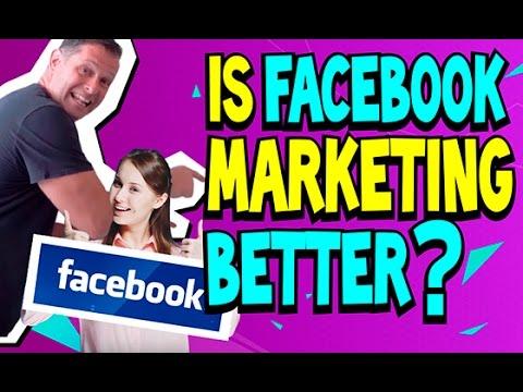 Email marketing và quảng cáo facebook
