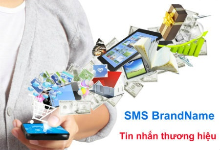 Gửi tin nhắn sms brand name