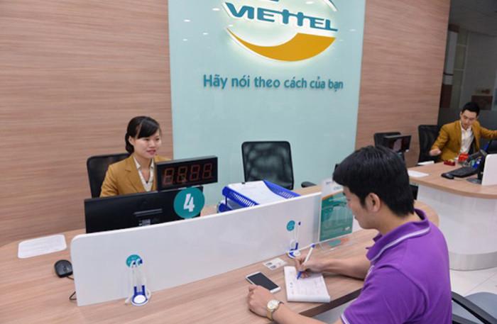 Cách mở khóa sim Viettel