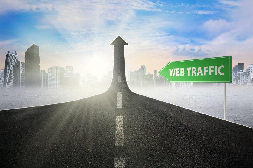 5 lý do khiến giảm lượng truy cập website