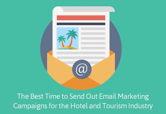 Chiến lược tiếp thị qua email cho ngành du lịch